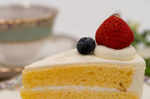 Shortcake close-up