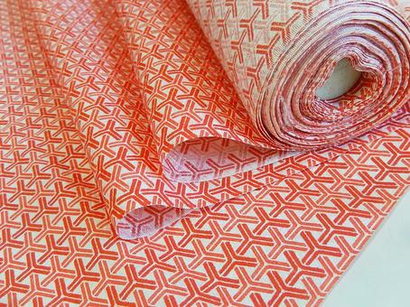 Fabric Japanese pattern material
