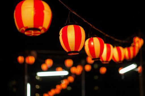 Summer festival lantern 3