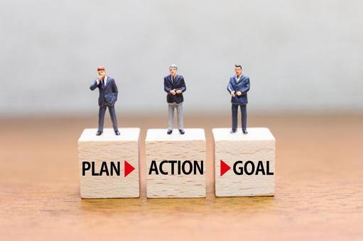 Plan action goal