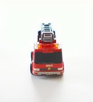 Fire truck minicar