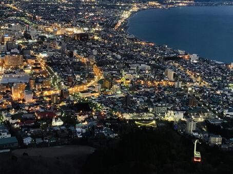 Hakodateyama Ropeway (Hakodate, Hokkaido)