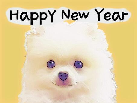 Year / New Year's card