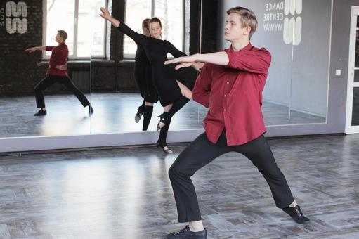 Men & Women's Dancers 1