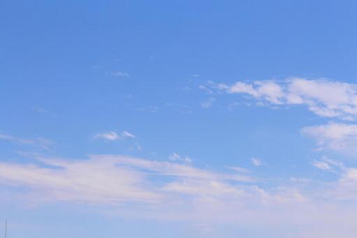 푸른 하늘 ②