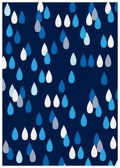 Scandinavian Design Drops Blue