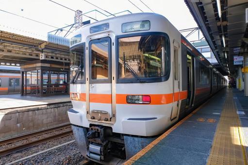JR Tokai Series 313 train