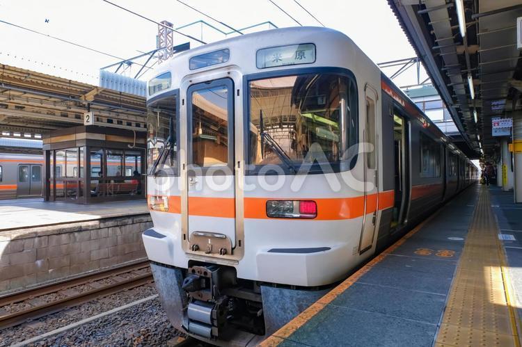 JR東海313系電車の写真