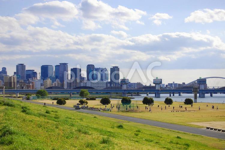 淀川河川公園1の写真