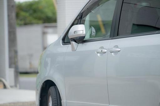 [Car] Minivan / Private car [Vehicle]
