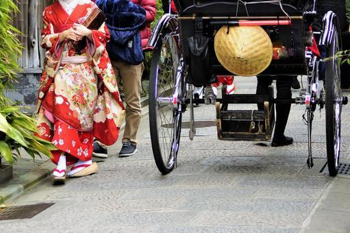 Kimono figure