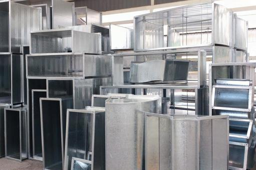 Aluminum duct products