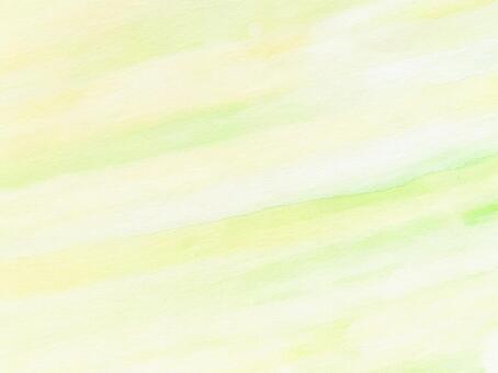 노란색 수채화 텍스처