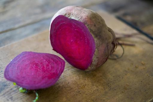 To cut beets