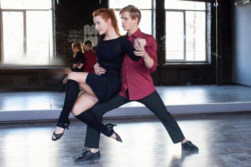 Dancing in a duet 24