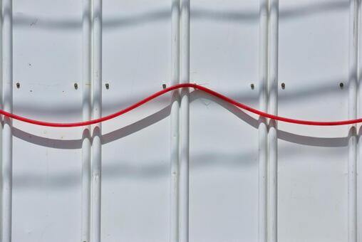 Panel gate