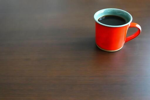 Coffee to drink with Arita ware
