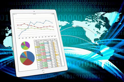 Global analysis and data
