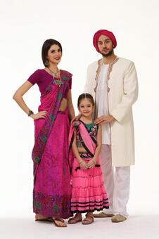 Indian family 2