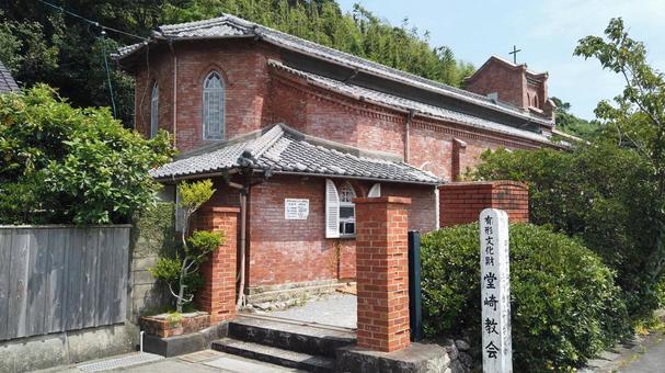 Goto Islands Fukue Island Dozaki Catholic Church World Heritage Nagasaki Prefecture