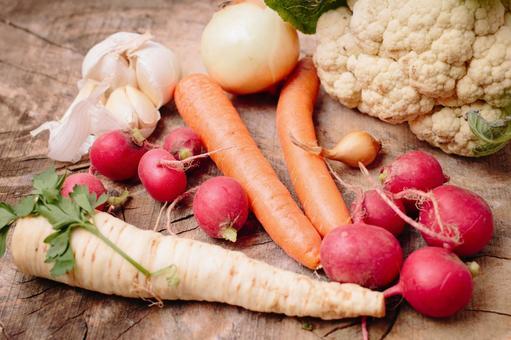 Vegetables 5