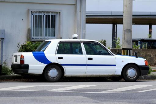 택시 (승차 대기)