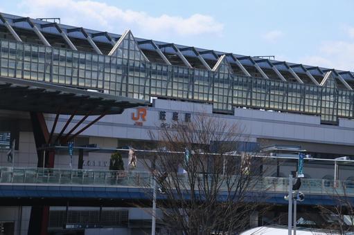 Gifu station building