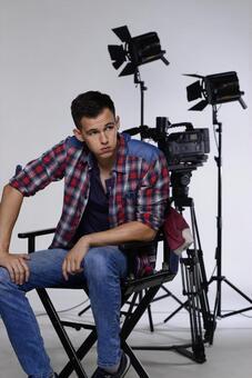 Studio shooting 7