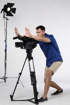 Studio shooting 17