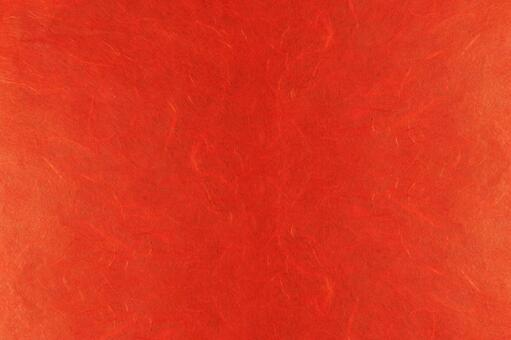紅色日本紙紋理背景素材