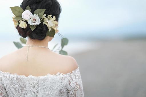 婚禮耳機婚前拍攝
