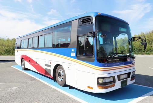 觀光巴士車車