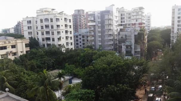 방글라데시 건물