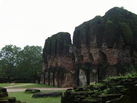 斯里蘭卡錫吉里亞岩2